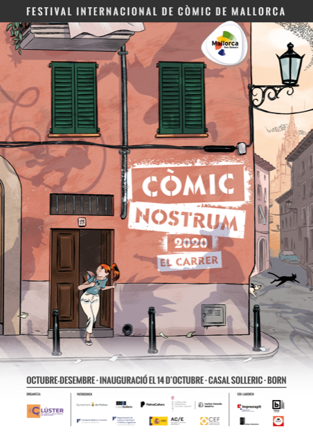 Còmic Nostrum Festival Internacional de Mallorca