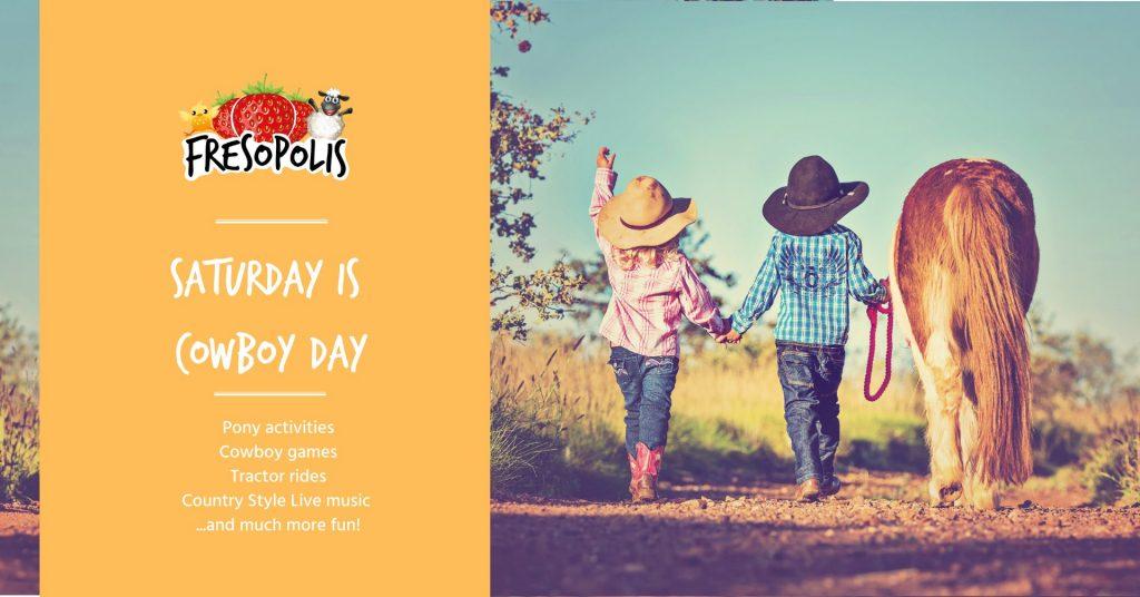 Cowboy day Fresopolis