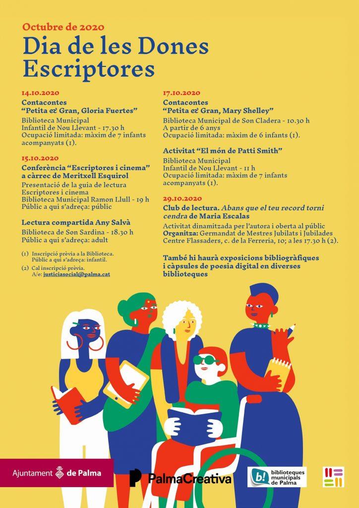 Dia de les Dones Escriptores