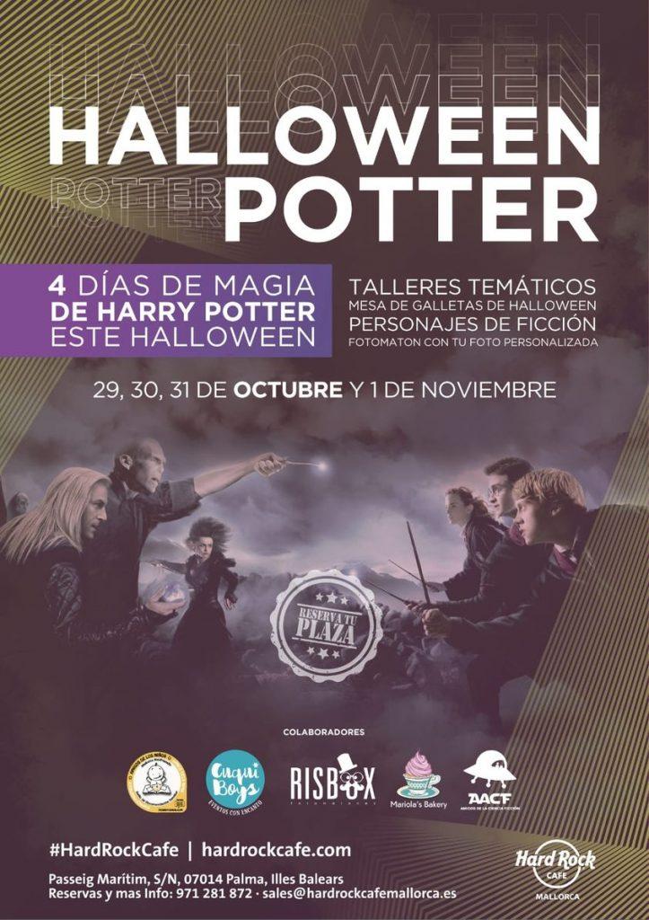 Halloween Potter