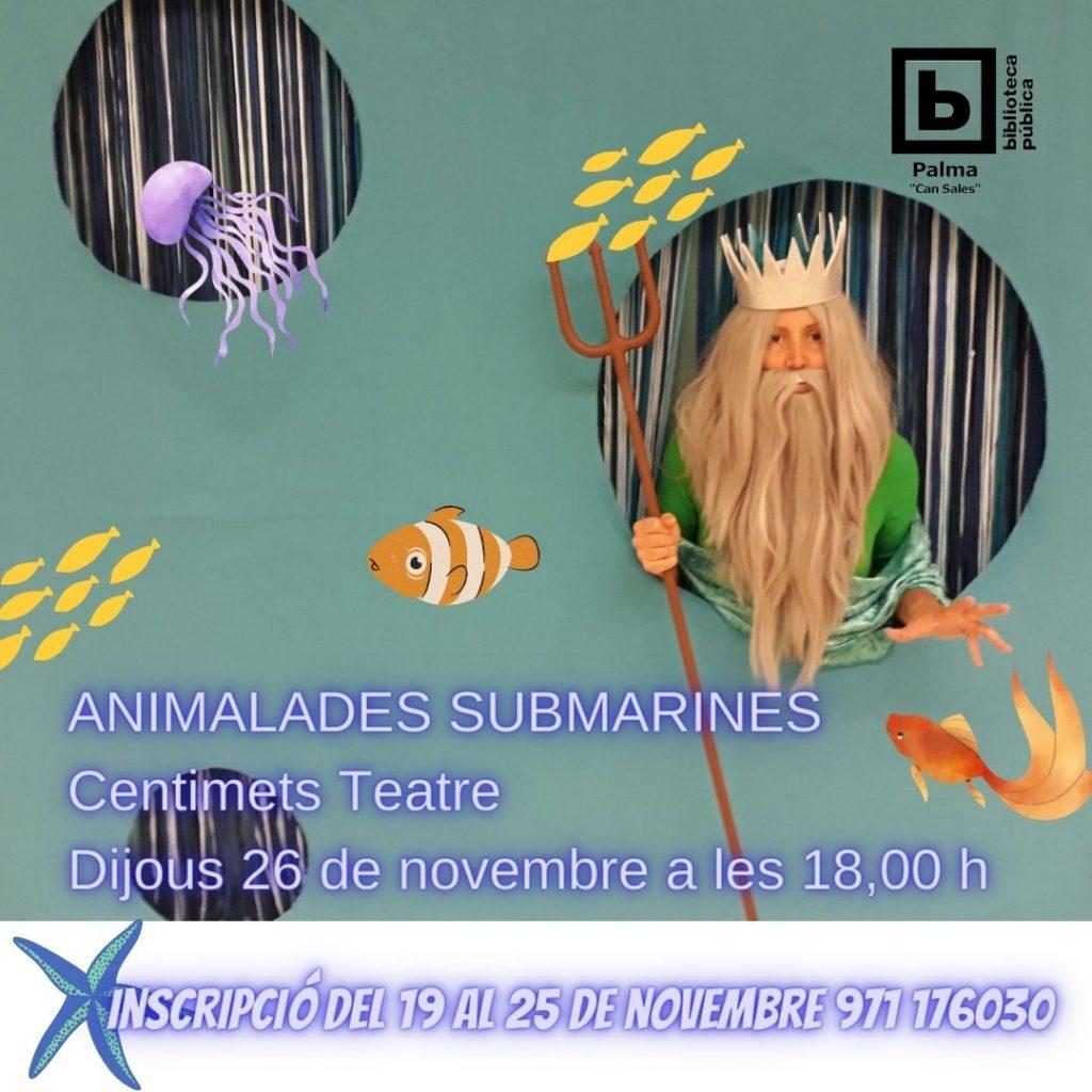 Animalades Submarines