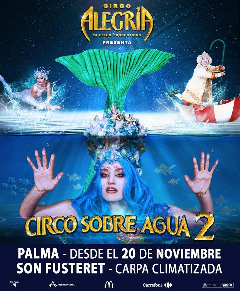 Circo sobre agua 2