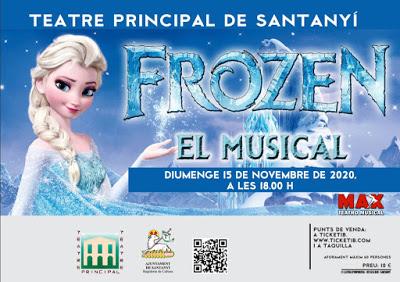 Frozen. El musical