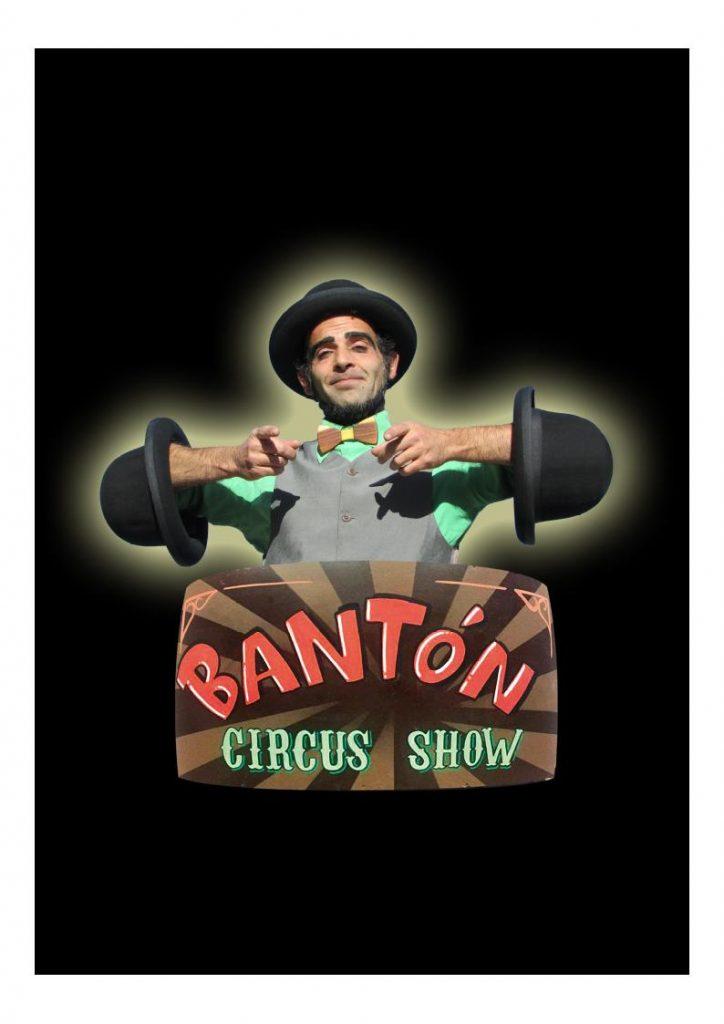 One Man Cabaret Show