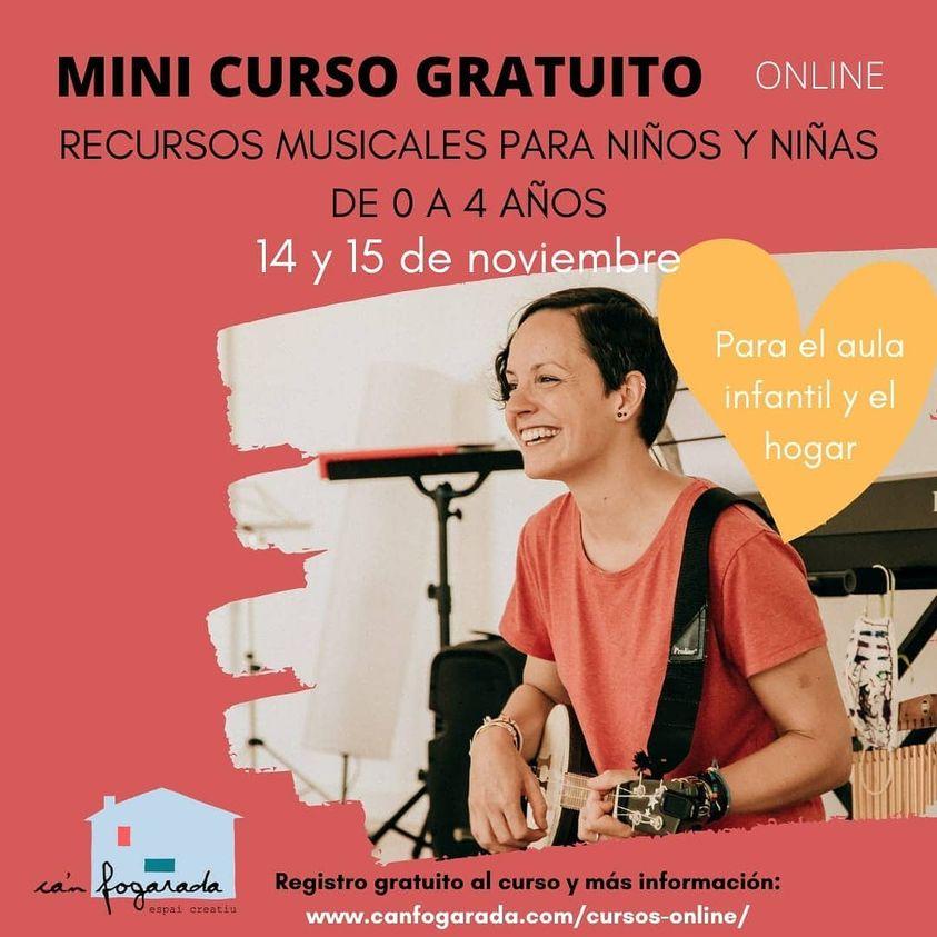 Recursos musicales para niños y niñas de 0 a 4 años