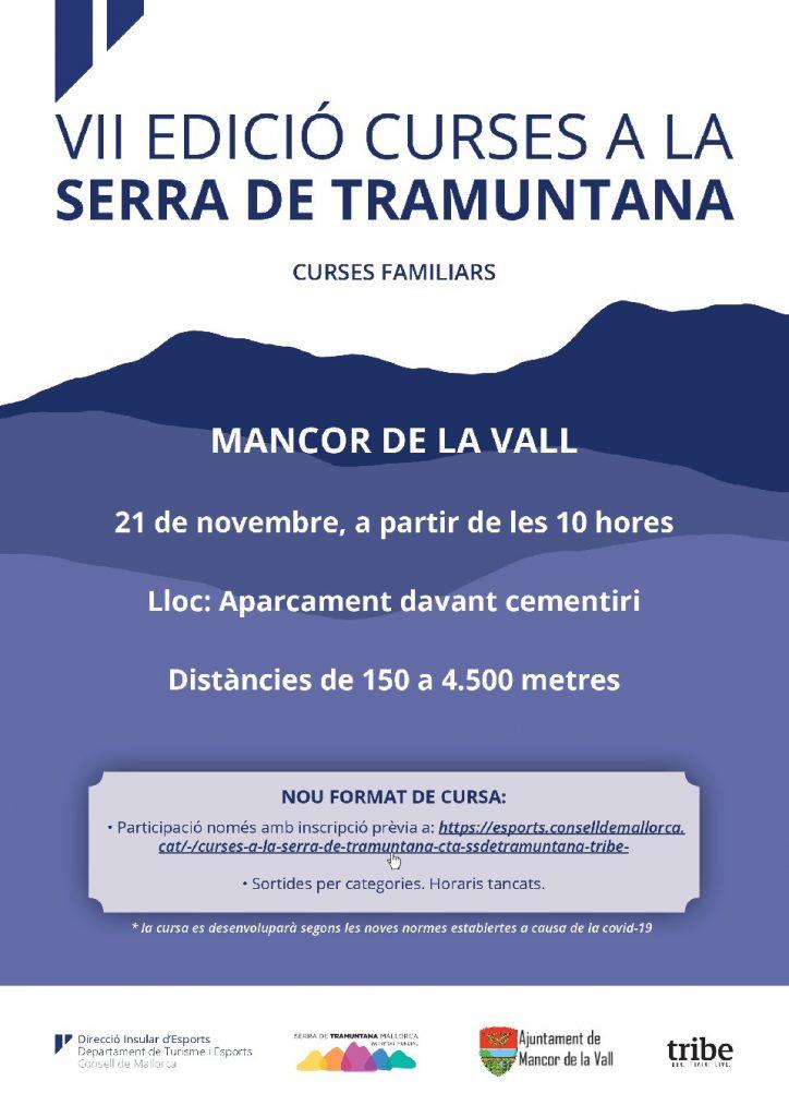 VII Circuit Curses Infantils a la Serra de Tramuntana