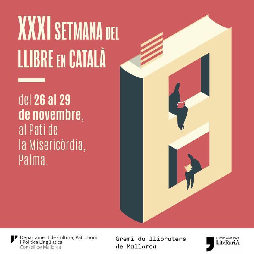 XXXI Setmana del Llibre en Català 2020