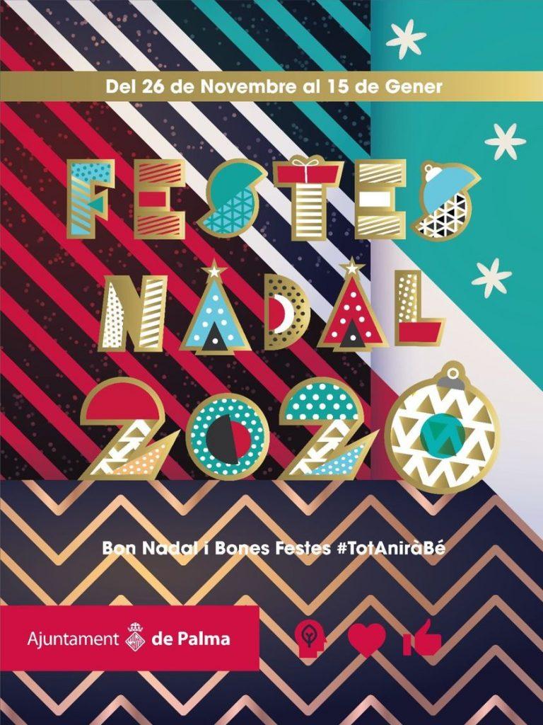 Programación fiestas de Navidad 2020 en Palma