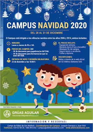 Campus Navidad CD Atlético Baleares