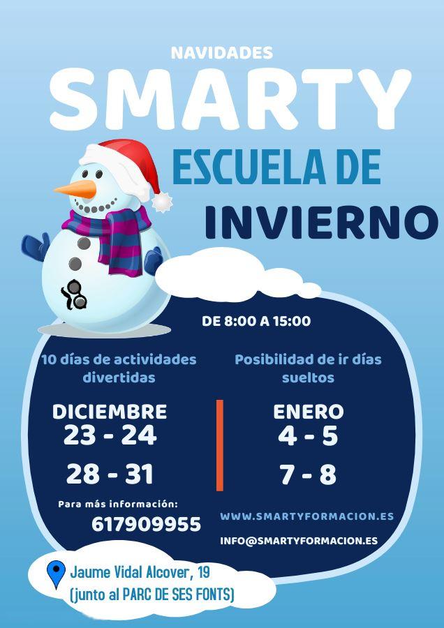 Escuela de Invierno Smarty