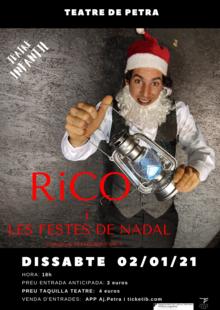 Rico i les festes de Nadal