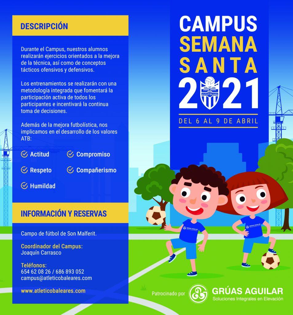Campus CD Atlético Baleares 2