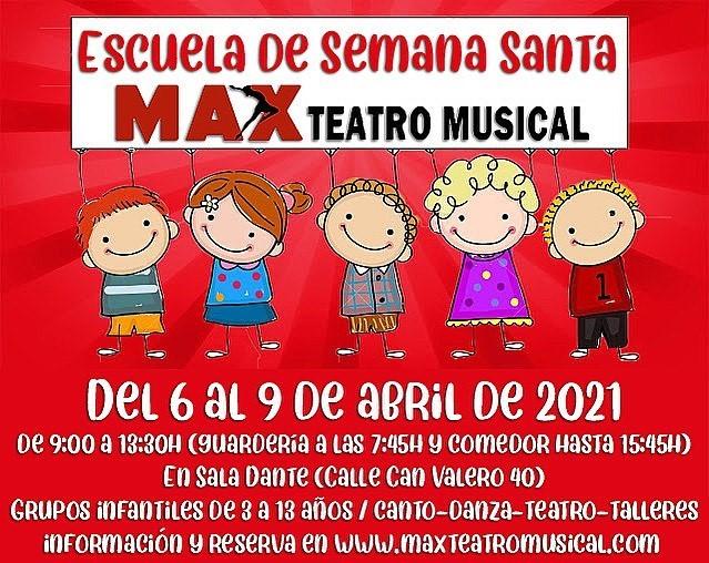 Escuela de Pascua de Teatro Musical