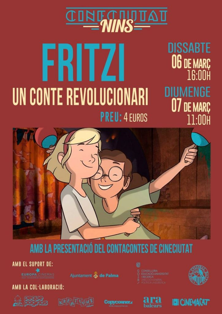 Fritzi, un conte revolucionari'