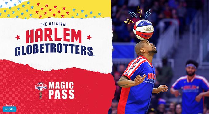 Harlem Globetrotters 2021