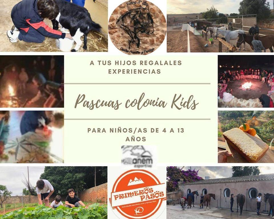 Pascua Colonia Kids