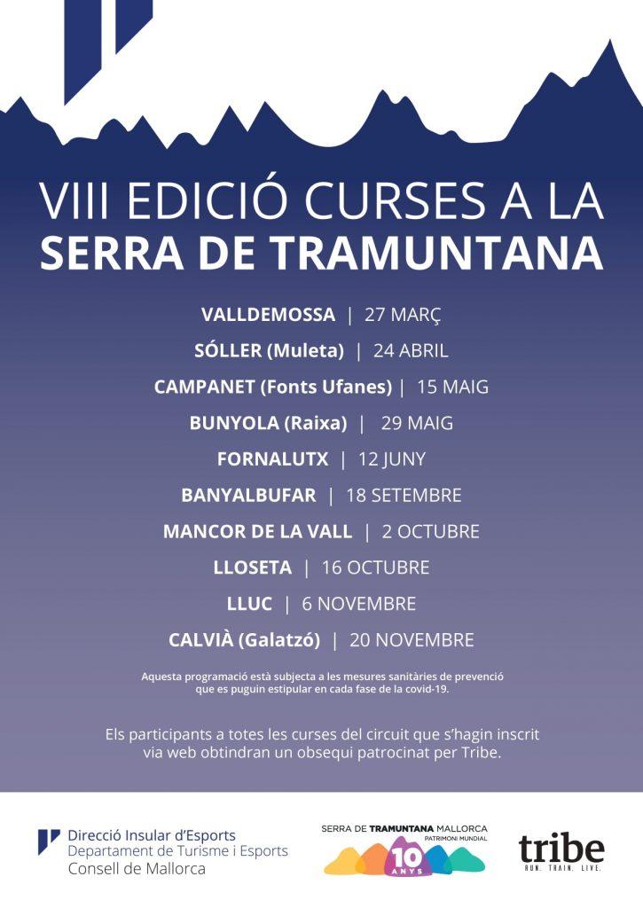 VIII Circuit Curses Infantils Serra Tramuntana