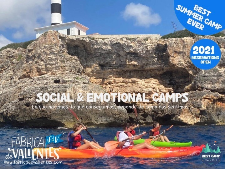 Fábrica de Valientes Summer Camps 2021