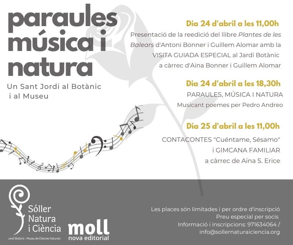 Paraules, música i natura