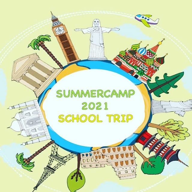 Summer Camp 2021 - Colegio Luis Vives