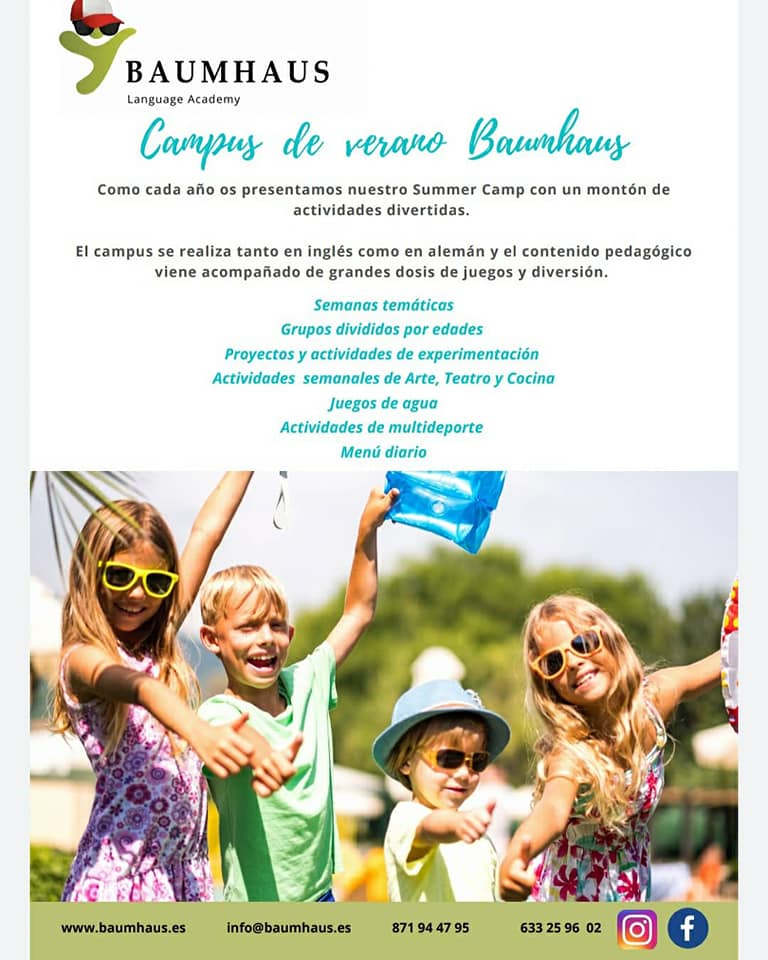 Campus de verano- Baumhaus