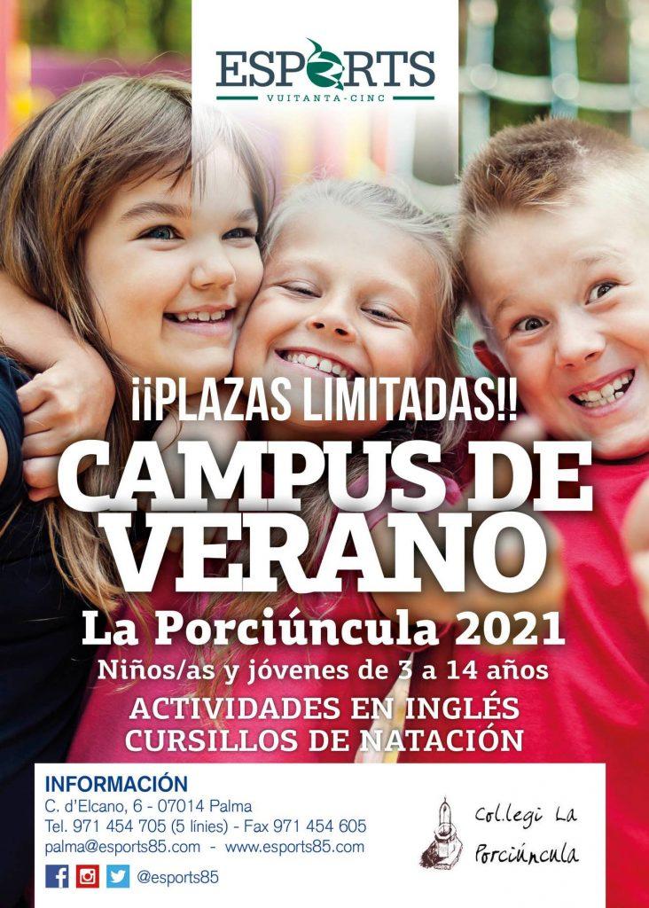 Campus de verano- Colegio La Porcíncula