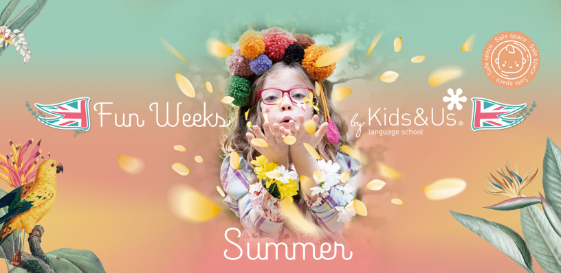 Summer Fun Weeks - Kids&Us Palma Centre