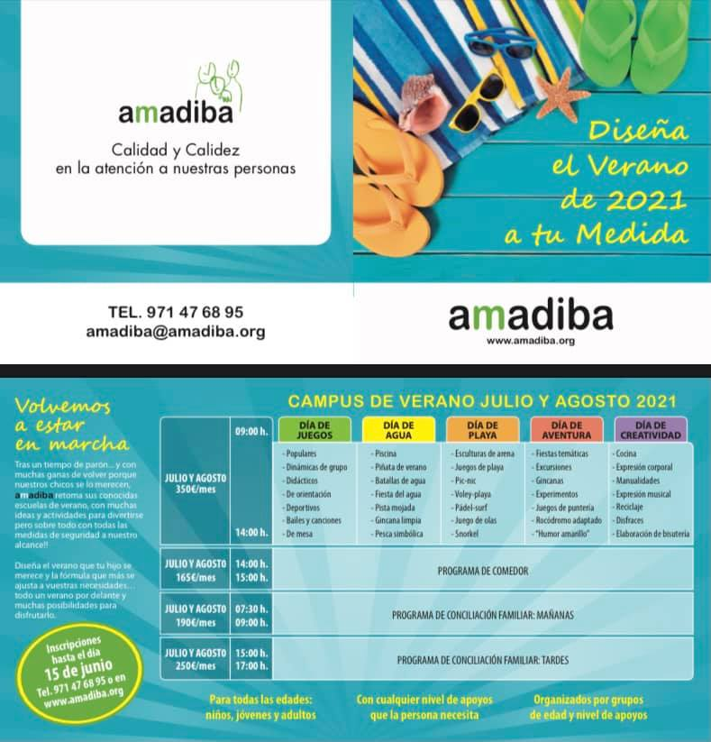 Curso de verano - Amadiba