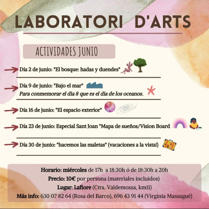 Laboratori d´arts