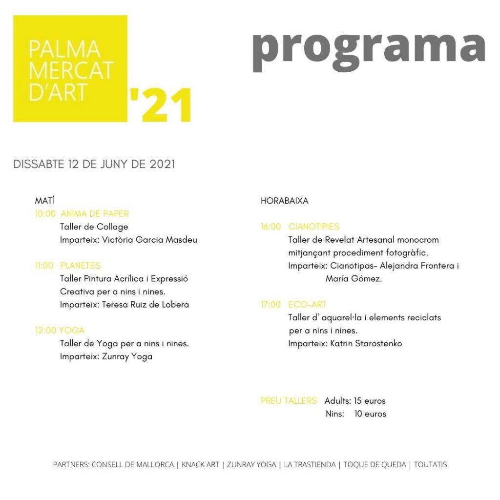 Palma Mercat d´Art 2021