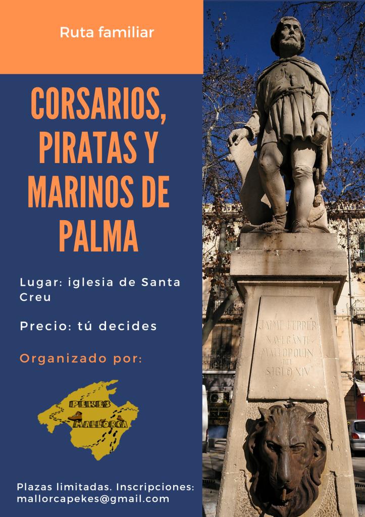 Corsarios, piratas y marinos de Palma